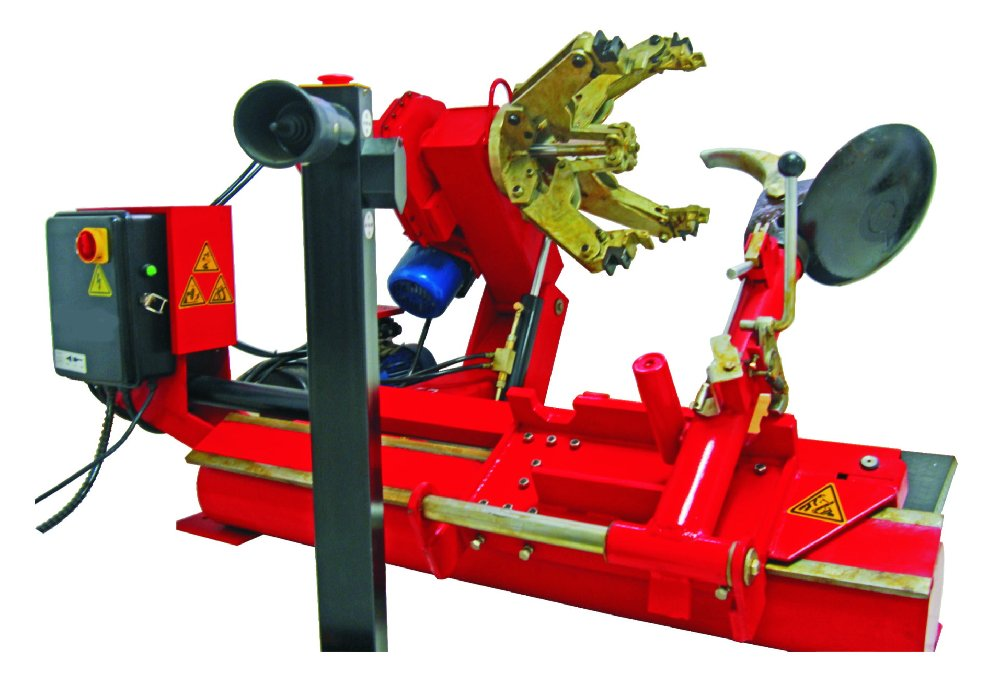 HSR-568 Truck Tyre Changer