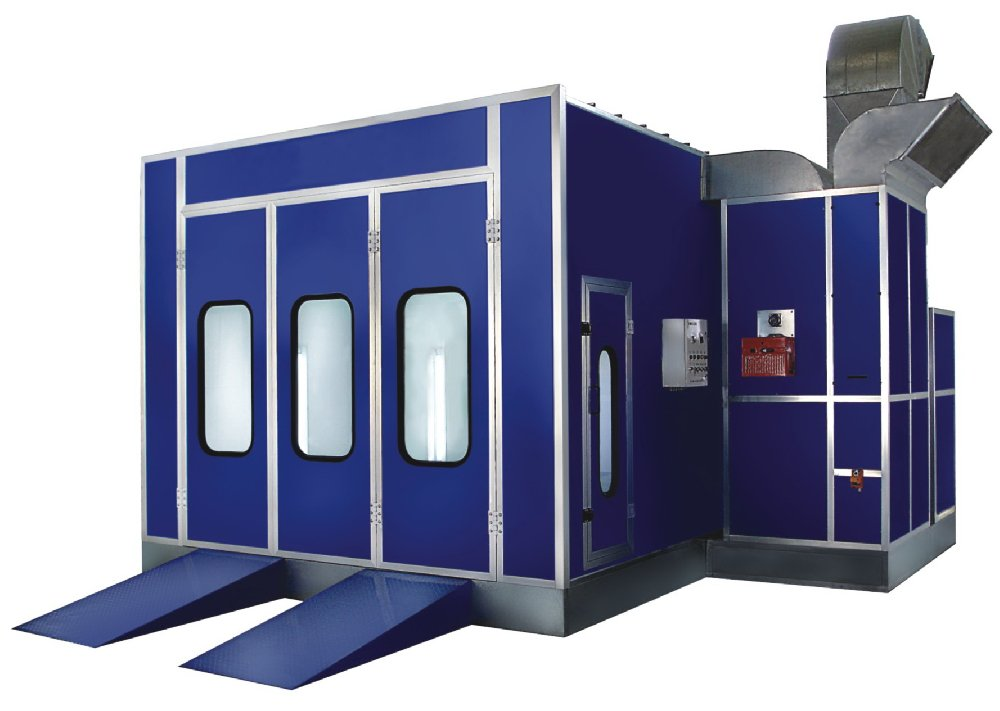 HYK-100FA Spray Booth