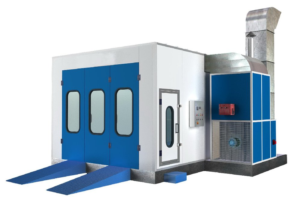 HYK-100A Spray Booth