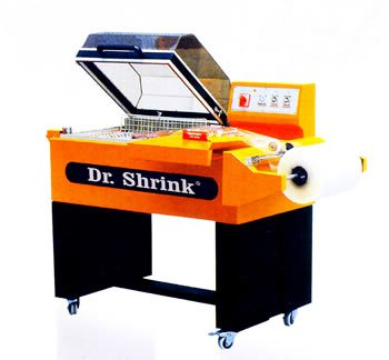 2 in 1 Sealing and Shrinking Machine