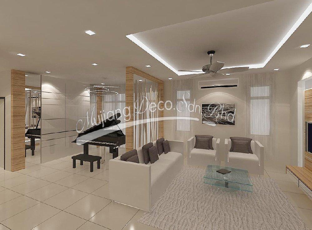 Interior Design Exterior Design Johor Taman Gaya Taman