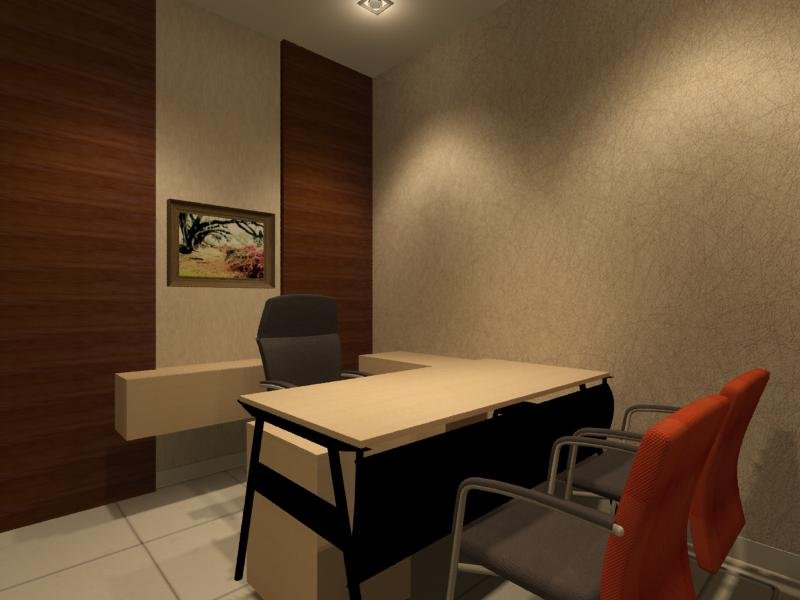 OFFICE ROOM Interior Design Commercial Director Room Johor