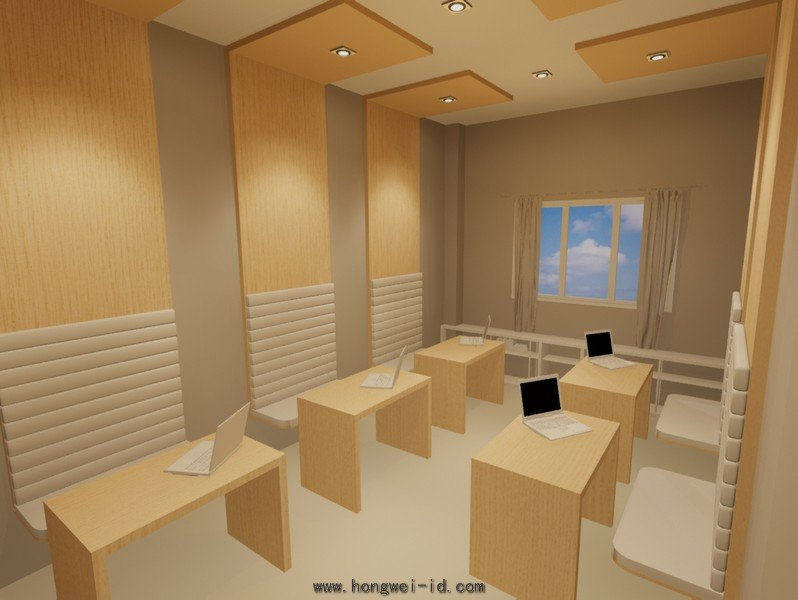 Office room interior design commercial director room for Room interior design sdn bhd