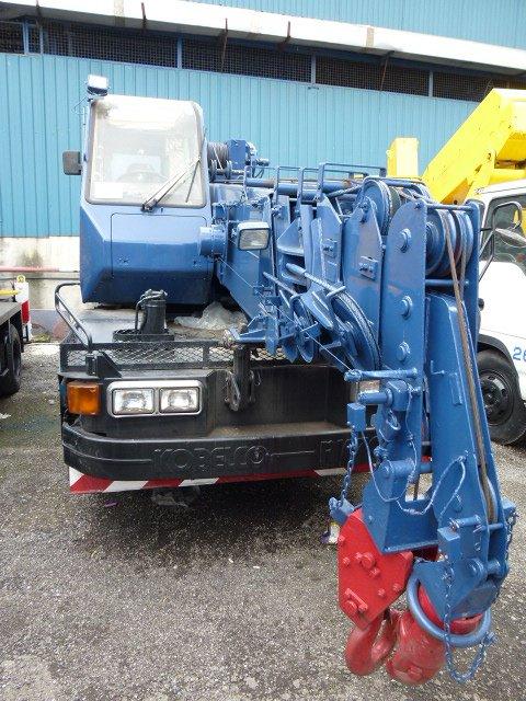 Rough Terrain Crane Malaysia : Tons rough terrain crane mobile johor bahru jb