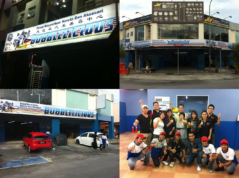 Bukit Tinggi 2,Klang Franchise Grand Opening on 23rd Oct 2011