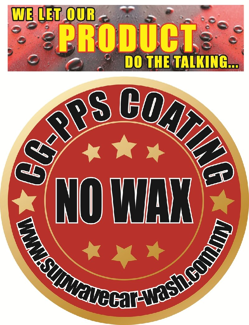 SUPWAVE CG PPS COATING