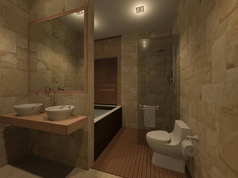 Bathroom Interior Design Residential Washroom Johor Bahru Jb Interior Exterior Design Hong