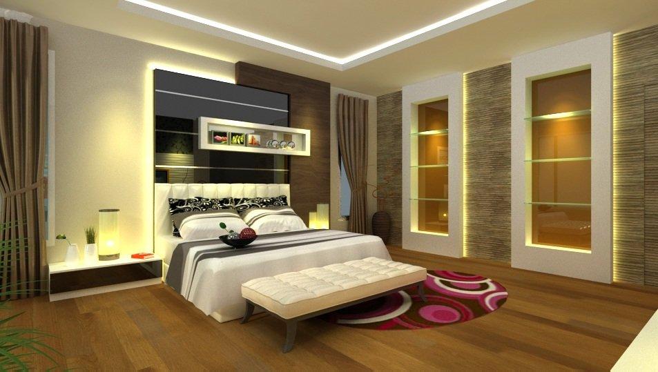 Malaysia Double Storey House Interior Design