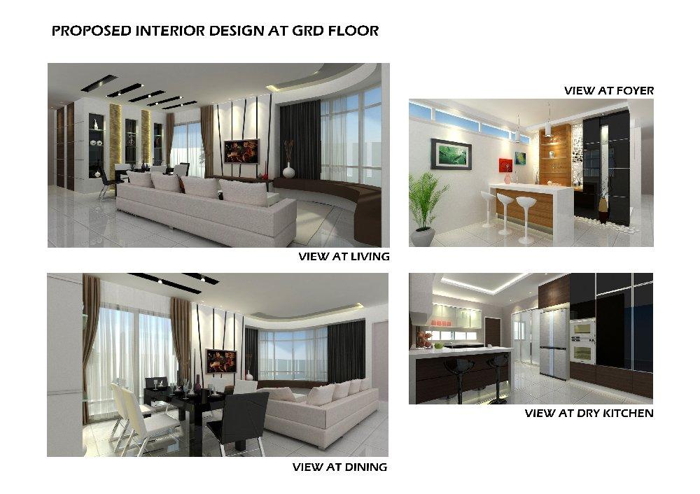 House Jb Interior Design Renovation Construction