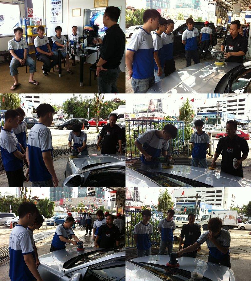 Car Wash Bukit Indah