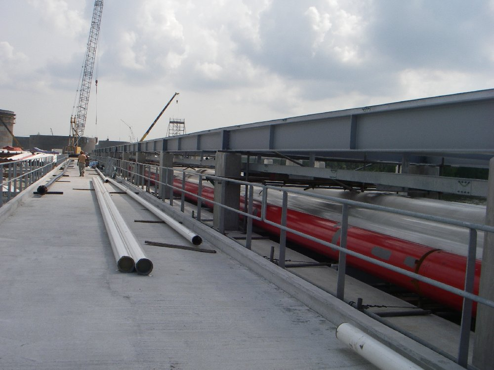 Pipe Rack Structure