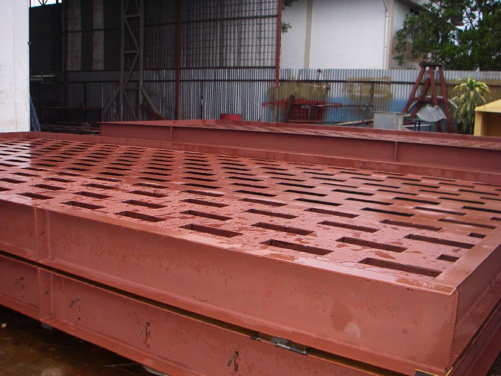 concrete mould