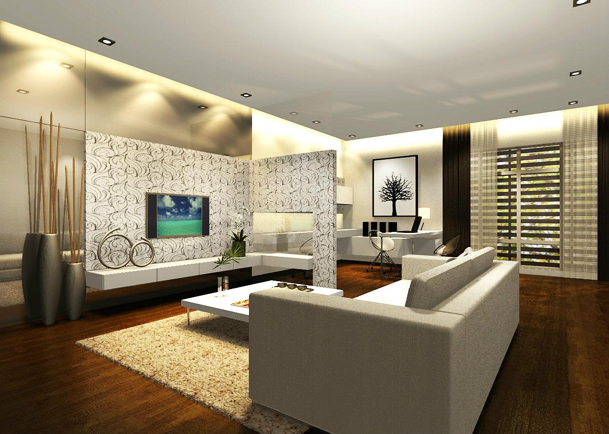 11 Family Hall Tv 3d Casa Almyra Johor Bahru Jb Malaysia