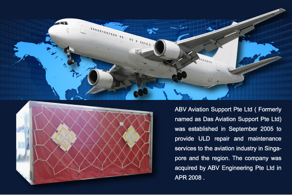 ABV Aviation Support Pte Ltd