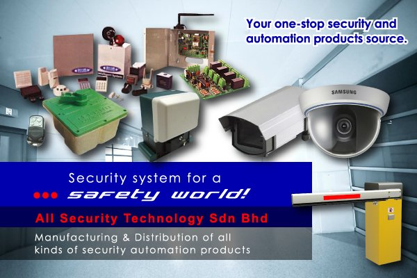 All Security Technology Sdn Bhd