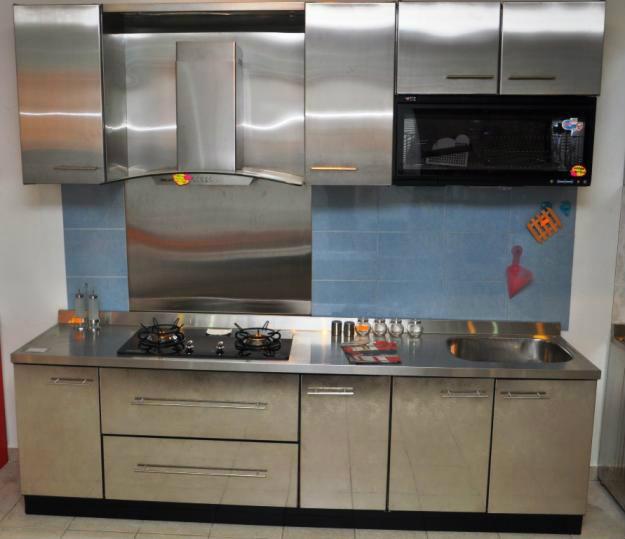 KC04 Kitchen Cabinet Johor Bahru JB Malaysia Service