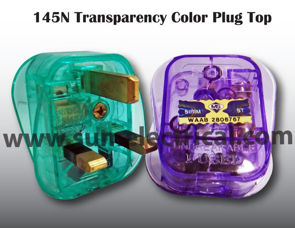 SUM 145N Color Plug Top