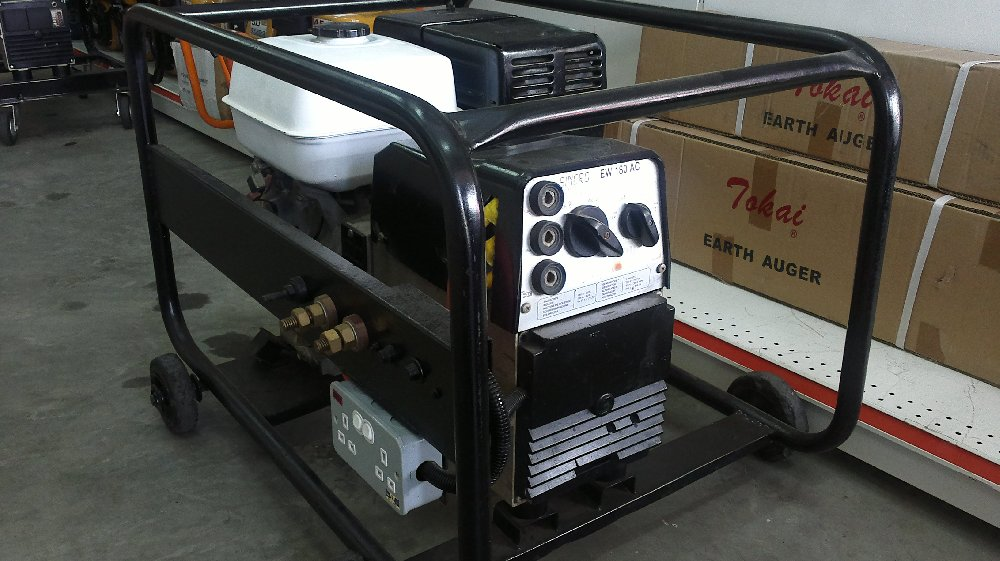 EW 180 AC  Welder and Generator
