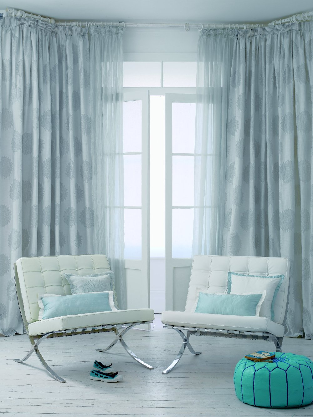 Ring Top Style Day Curtain