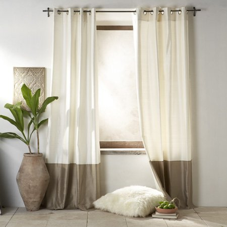 Eye Led Style Curtain