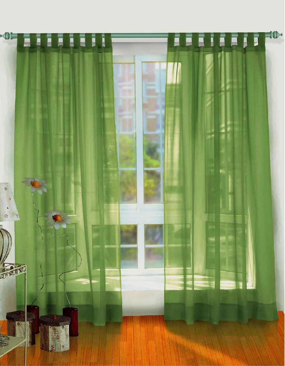 Cafe Style Day Curtain