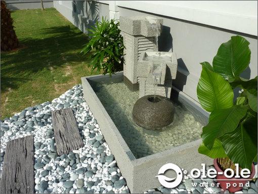 P5xl water ponds design malaysia kolam ikan hiasan johor for Koi pond johor bahru