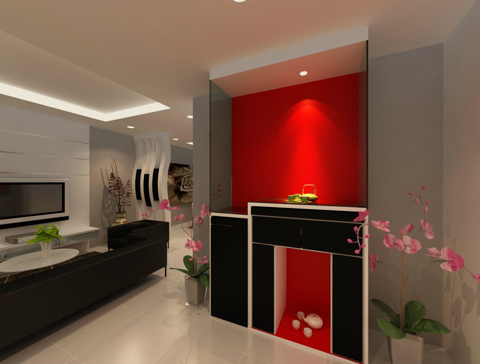Johor Bahru JB Skudai Design Amp Renovation Altar Cabinet