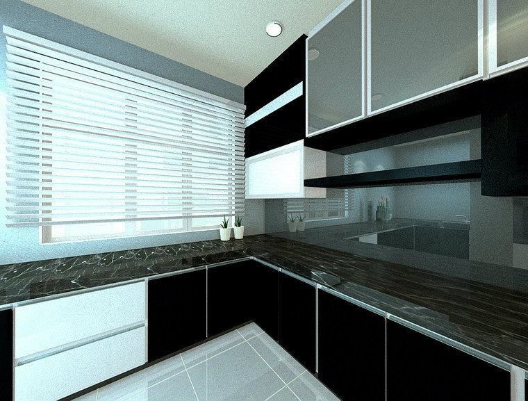 Enchanting 80 kitchen tiles malaysia inspiration design for Kitchen decoration malaysia