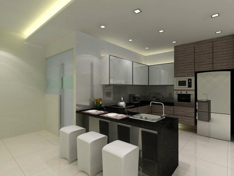 25 Wet Kitchen Design Inspiration Billion Estates 67526
