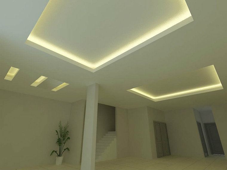 Plaster ceiling design small house plans modern for Ceiling cornice ideas