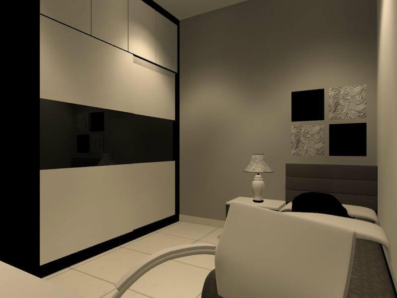 Children room interior design residential bedroom for Room interior design sdn bhd