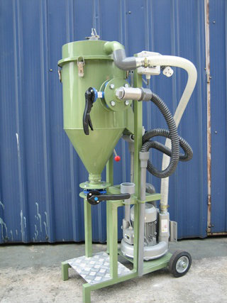 M-Muller 007 Powder Refilling Machine