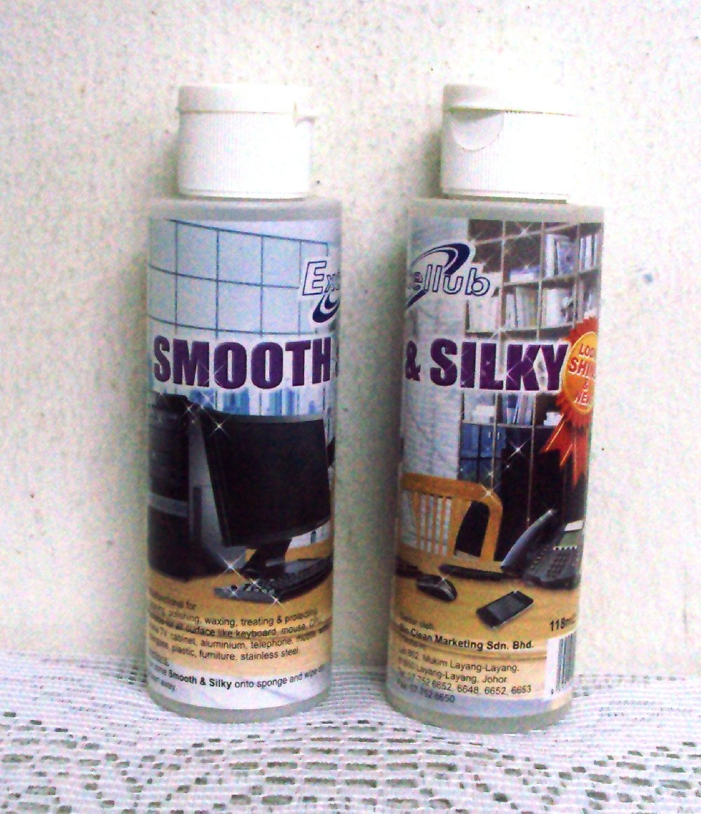 Smooth & Silky 4363