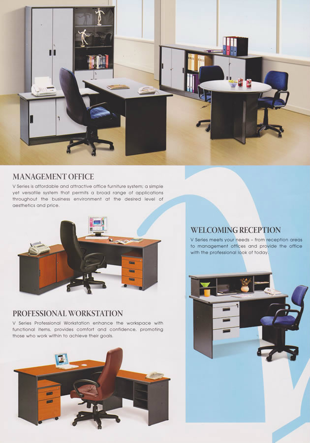 Management Office and Professional Worktation and Welcoming