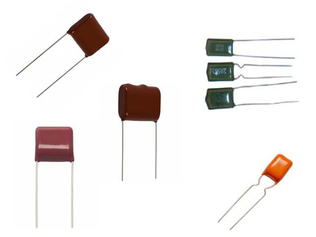 POLY CAPACITOR
