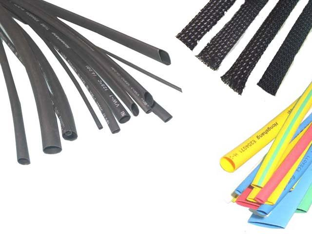 VARIOUS TYPE OF HEAT SHRINK