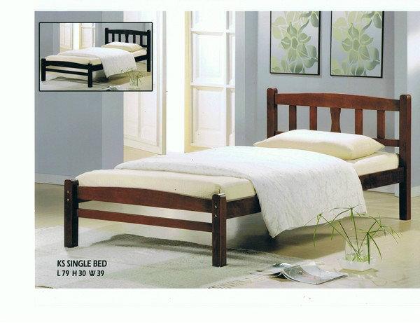 Ks single bed bed single bed johor bahru jb malaysia tan for Sofa bed johor bahru