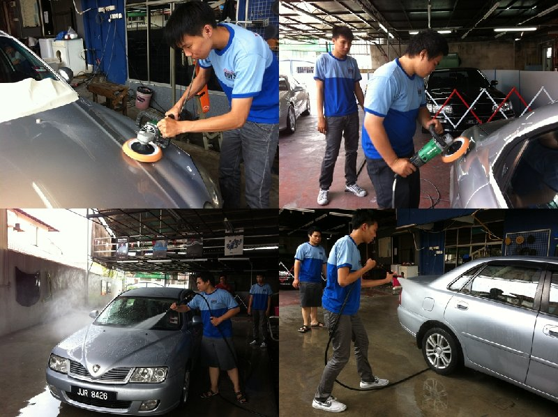 Setia Indah,Johor Bahru Franchise Training (3 June to 9 June 2012)