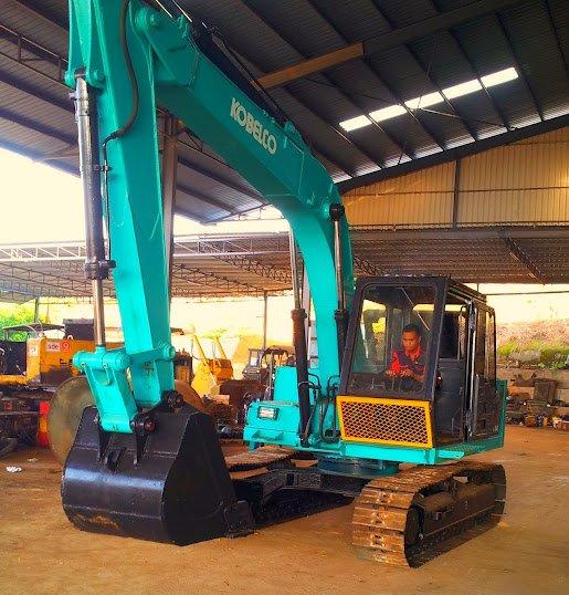 Kobelco Sk045 N2  U2605 Hydraulic Excavator Johor Supply Suppliers  U2605 Um Construction Equipment Sdn Bhd