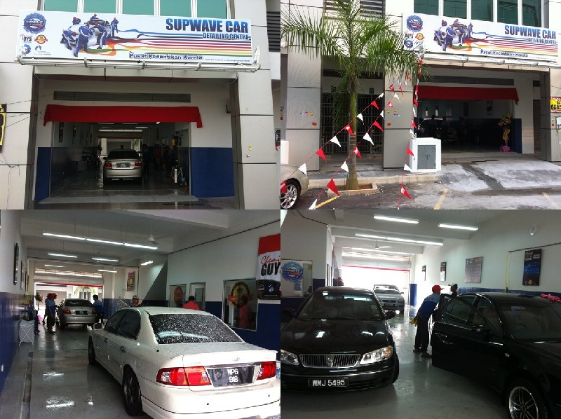 Bandar Puteri,Puchong Grand Opening on 16 June 2012