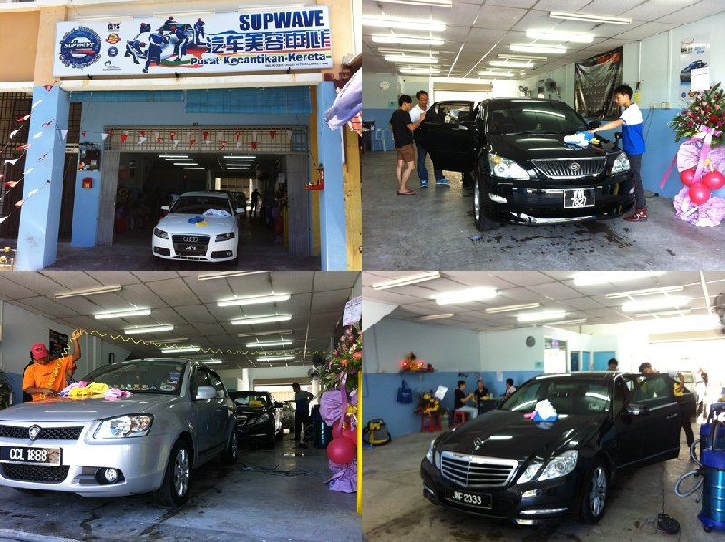 Setia Indah,Johor Bahru Franchise -Grand Opening on 10 June 2012