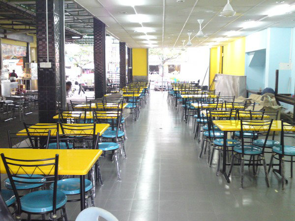 Fibreglass Restaurant Table And Chair Loose Table And Chair Johor - Restaurant table supplier