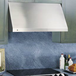 Stainless Steel Wall Mounted Exhaust Hood