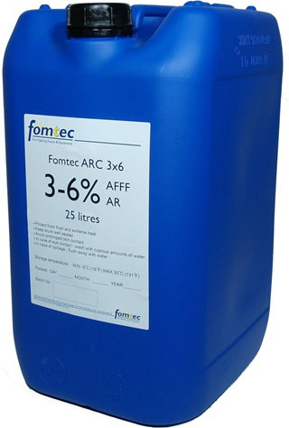 ARC 3 x 6 Foam Concentrated