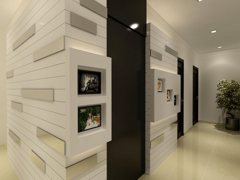 Modern Feature Wall Design Feature Wall Design Living Room Design Jb Johor Bahru Design