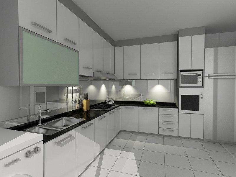 Wet Kitchen Design Kitchen Design Jb Johor Bahru Design