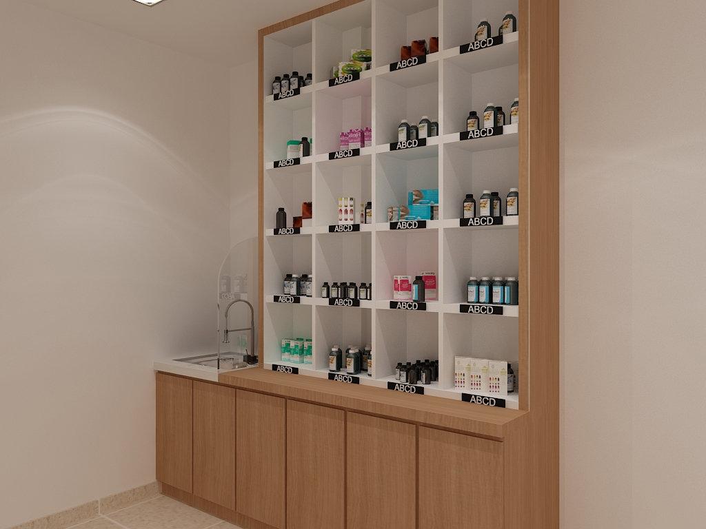 Hospital medical cabinet design hospital project other jb johor bahru design - Decoration cabinet medical ...