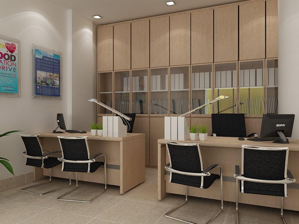 Hospital office design hospital project other jb johor for Office design johor