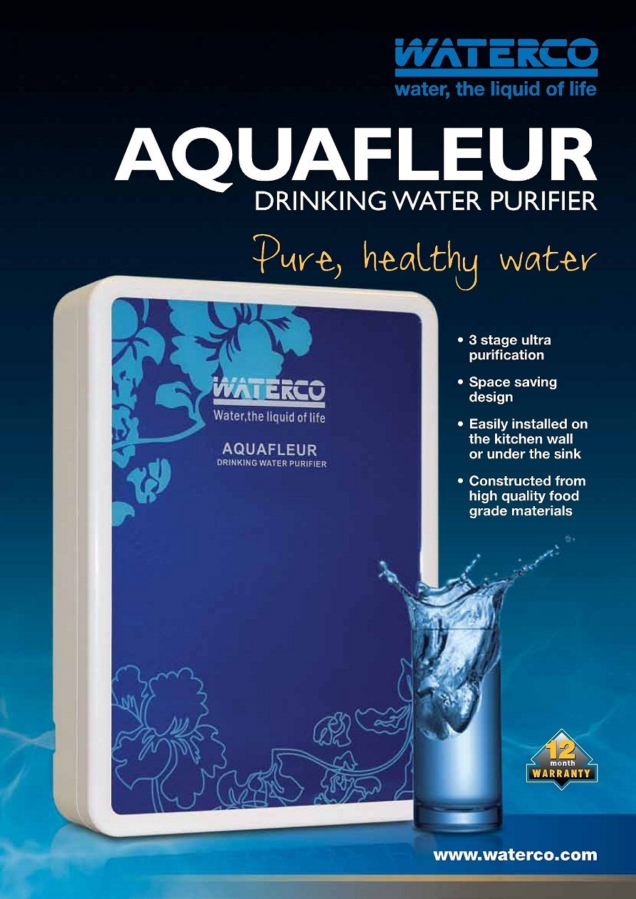 Waterco Aquafleur Drinking Water Purifier