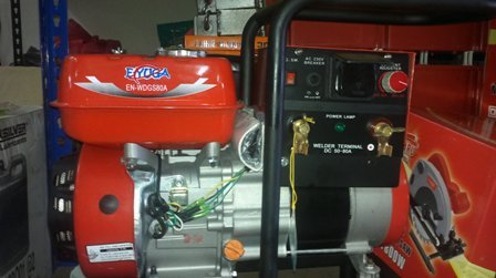 Eyuga Welding Machine